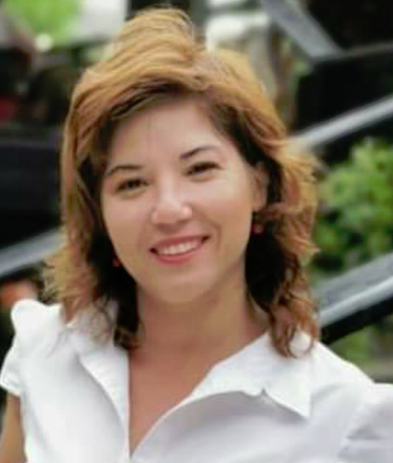 Cristina-Gabriela Calin