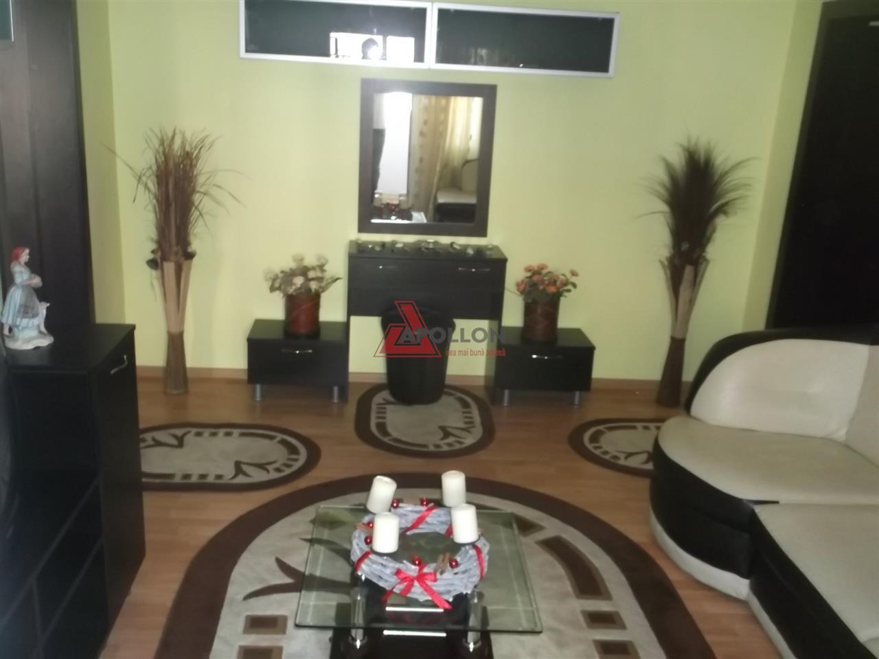 Inchiriere, Apartament Zimbru, Bacau, mobilat si utilat.