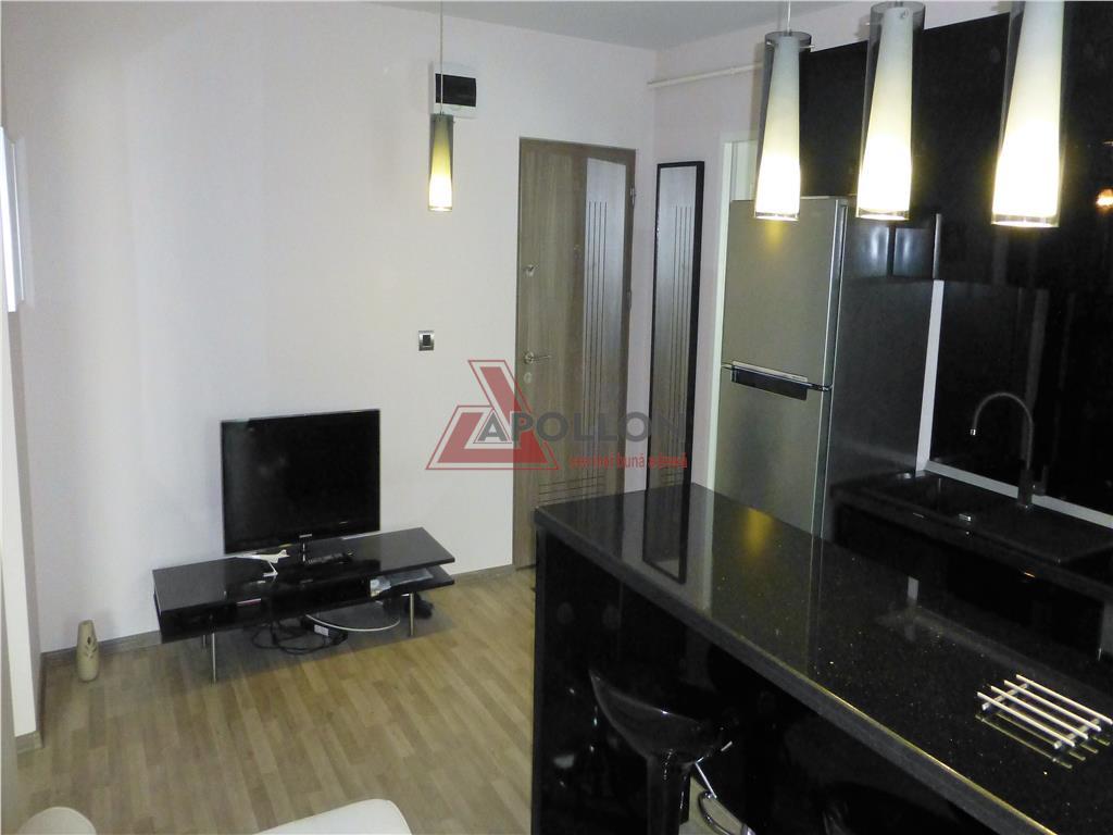 Apartament 2 camere decomandate, LUX Mall Bacau.