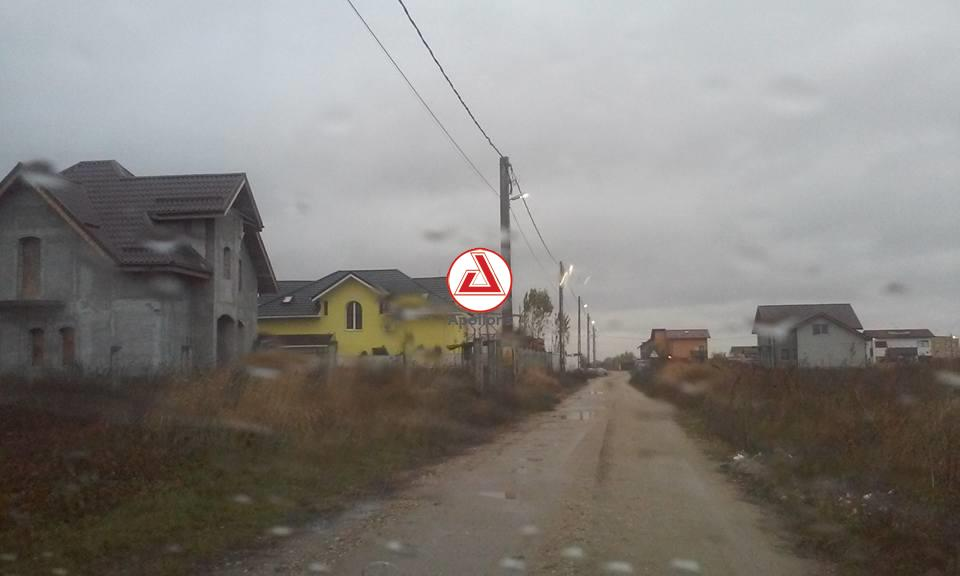 Vanzare Teren  Clinceni zona Chipita