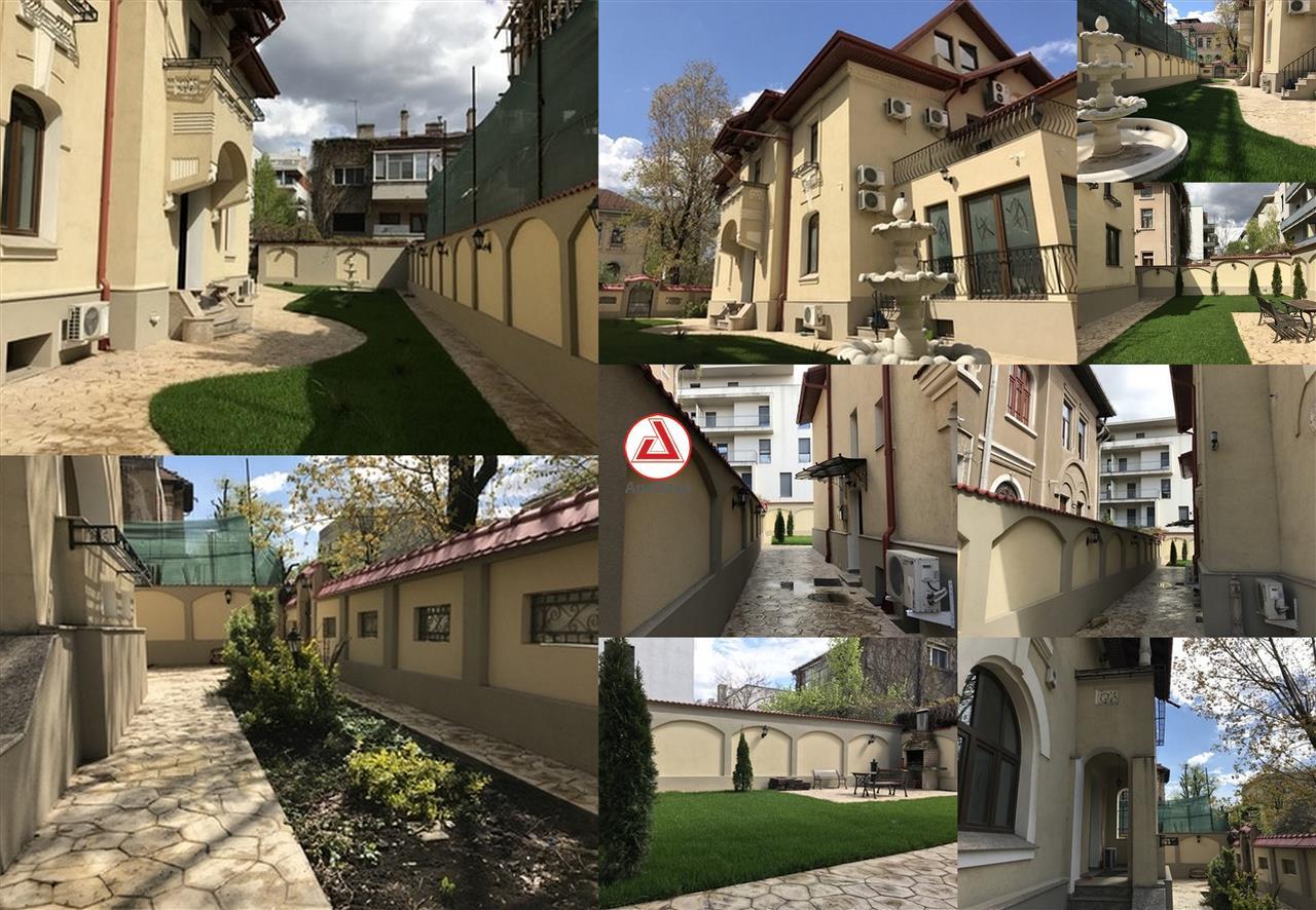 Dorobanti  Capitale, vila reprezentativa, ideal birouri