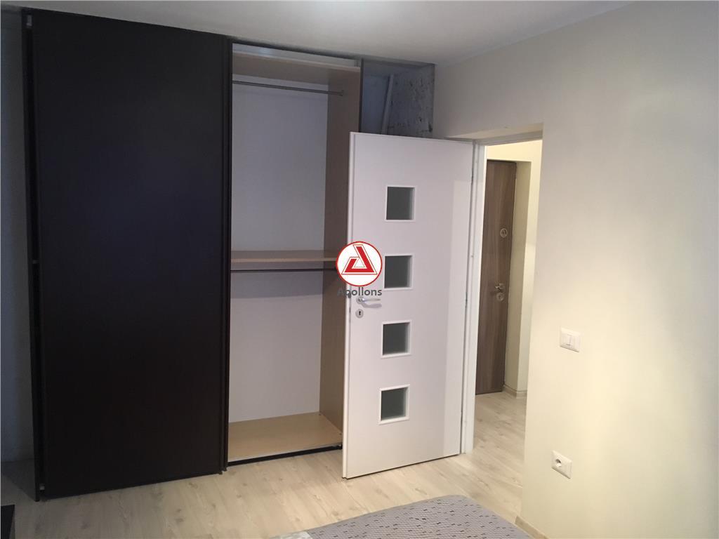 Inchiriere apartament Bacau. 2 camere. Finisat la cheie!