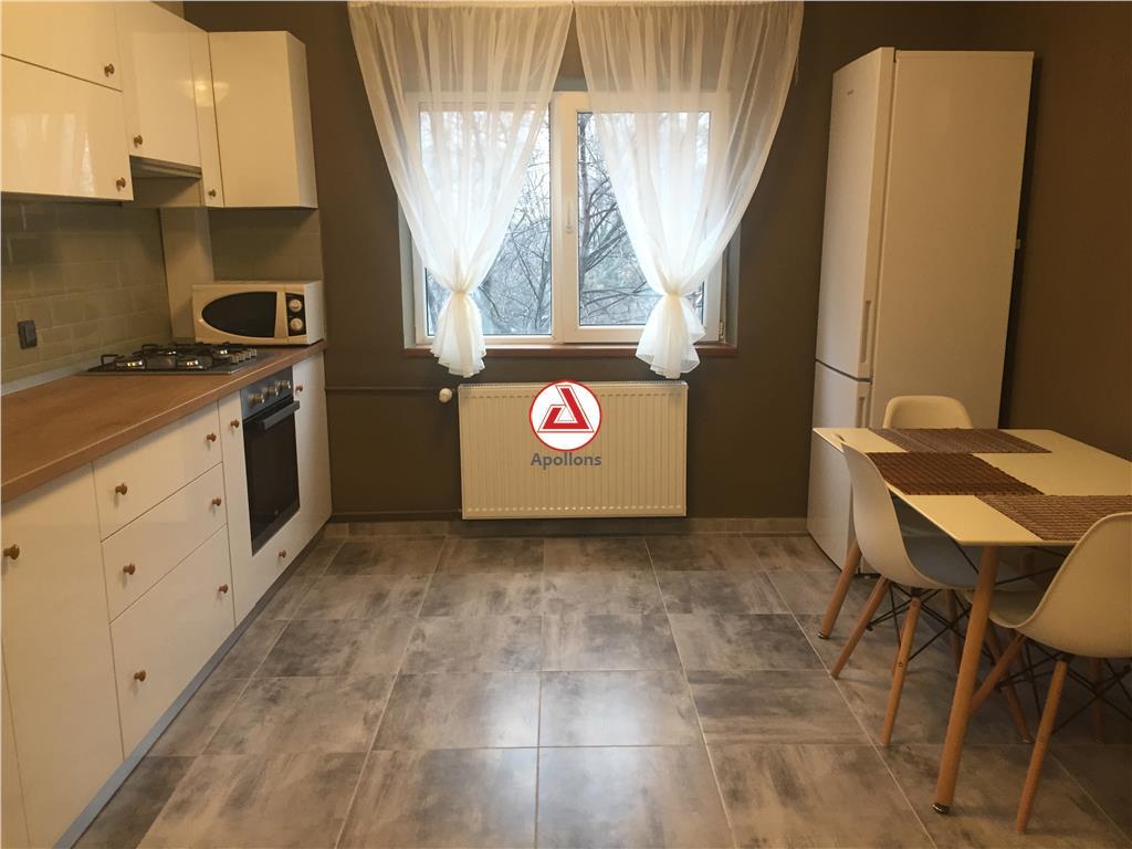 Inchiriere apartament 2 camere, bloc reabilitat, Drumul Sarii