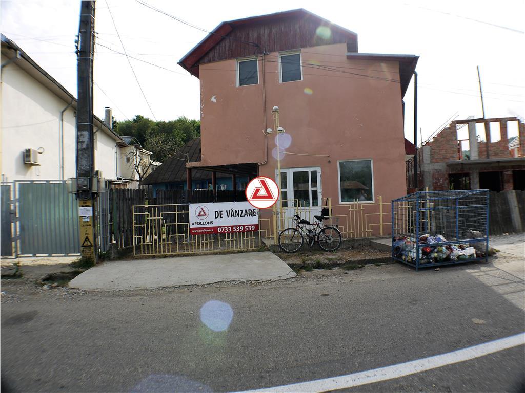 Spatiu comercial ultracentral, Luizi Calugara., Bacau.