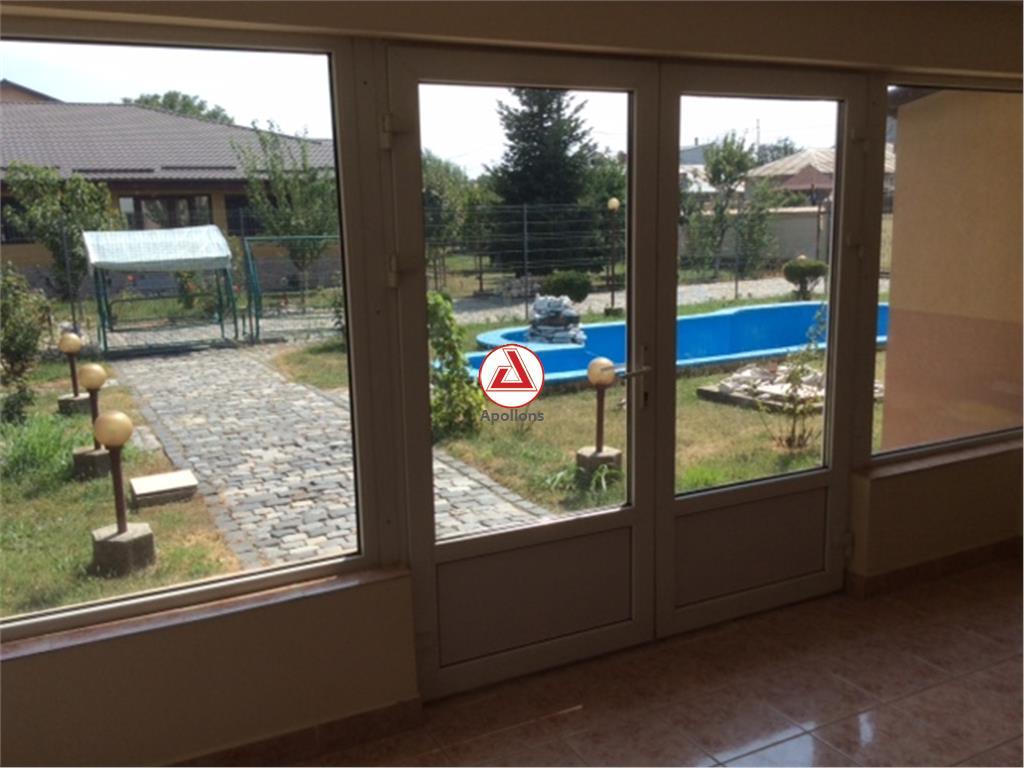 Vila cu piscina, la cheie, Domnesti