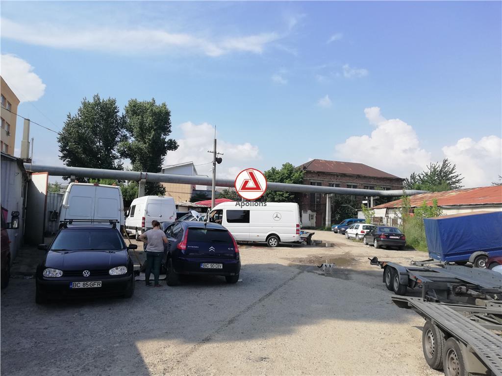 Vanzare Teren Ultracentral in Bacau, str.Vadu Bistritei