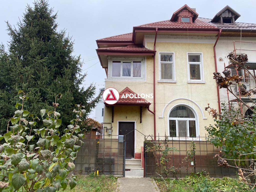Vanzare Vila deosebita 5 camere Timpuri Noi, Bucuresti