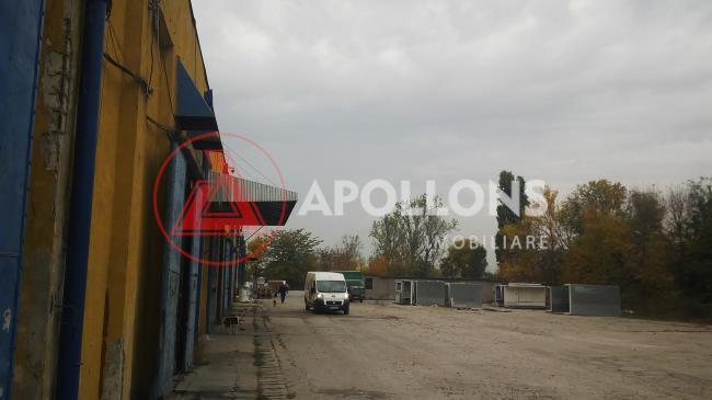 Spatiu industrial in GLINA, Bucuresti