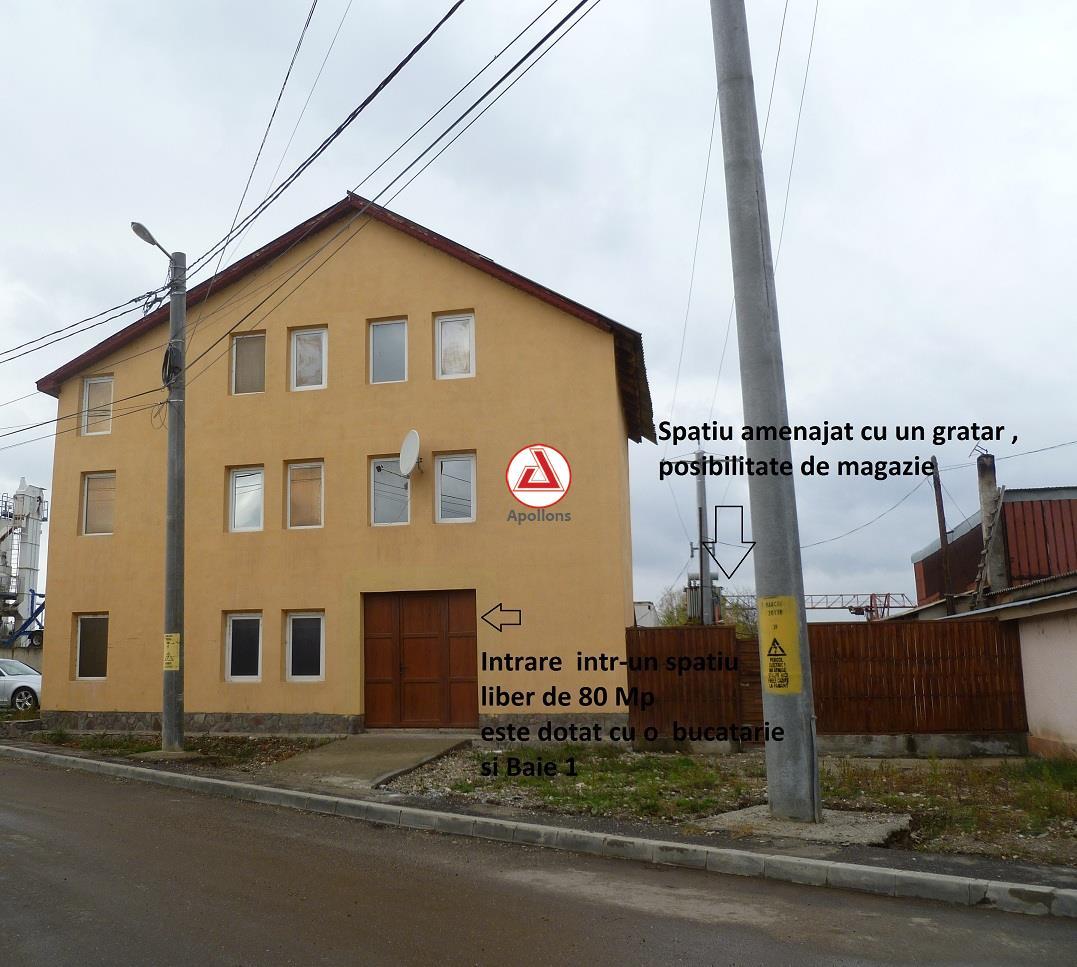 Vanzare Spatii de birouri Margineni, Bacau