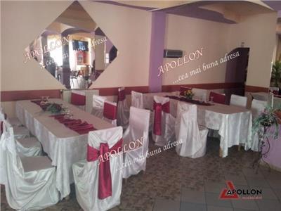 Pensiune-restaurant situata in Bacau, zona Letea Veche