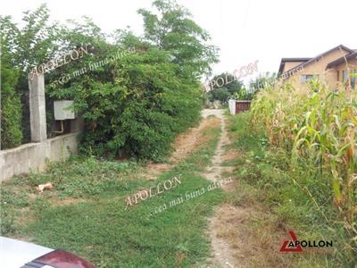 Vanzare teren in Bacau, zona Barati