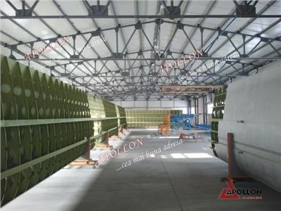 Hala industriala in Bacau, zona Barati