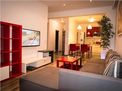 Inchiriere Apartament 2 Camere LUX, Baneasa (Sisesti)