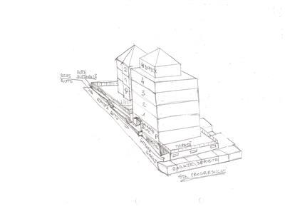 Teren Ultracentral Dezvoltare imobiliara S+P+4E Duplex