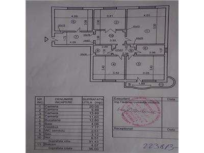 Vanzare apartament 4 camere, Panduri, Bucuresti