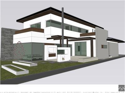 Vanzare Vila Chitila -Mogosoaia arhitectura deosebita, amplasare facila
