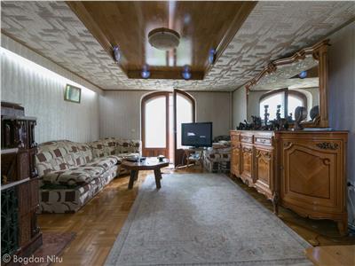 Domenii- duplex in vila, curte proprie, terase,