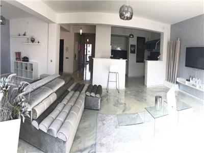 Piata Dorobanti, apartament luxos in bloc 2015, cu garaj, 130mp