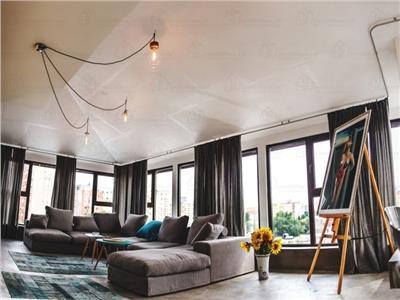 Mosilor- Eminescu, penthouse in constructie 2014, garaj
