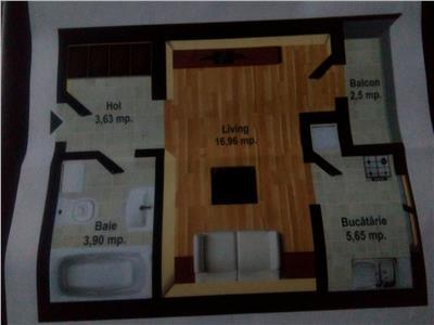 Vanzare apartament 2 camere, Bucuresti,cartier Militari Residence.