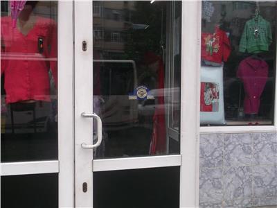 Vanzare Spatii comerciale Calea Republicii, Bacau
