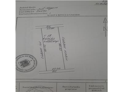 Vanzare Teren Magura, Bacau