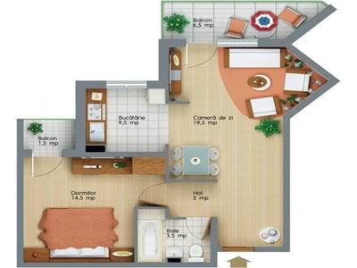Vanzare Apartament Nou - Pret special - Copou, Iasi