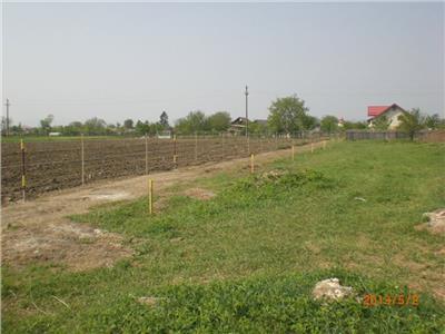 Vanzare teren in Bacau, zona Letea Veche