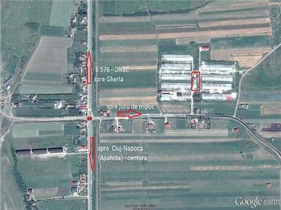 Vanzare Spatii industriale Exterior Sud, Cluj-Napoca