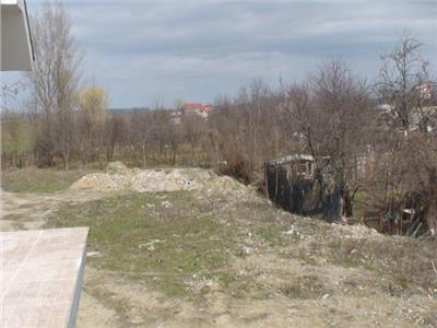 Teren investitie 4 case, Serbanesti, Bacau