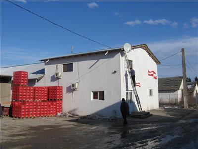 Hala Depozitare si Birouri - zona Politie, Bacau