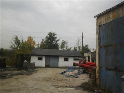 Inchiriere spatiu industrial in GLINA, Bucuresti