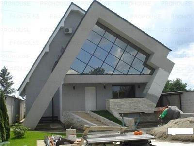 Vila futurista, arhitectura indrazneata!