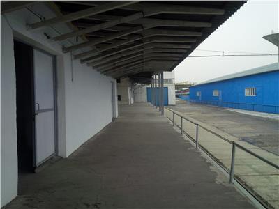 Inchiriere Spatii industriale CFR, Bacau