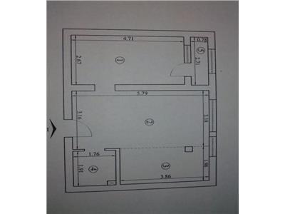 Apartament 2CD Nicolina CUG, Iasi