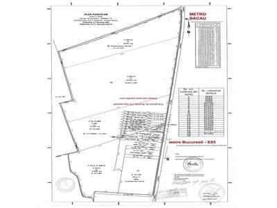 21 hectare, E85, vis  a  vis METRO